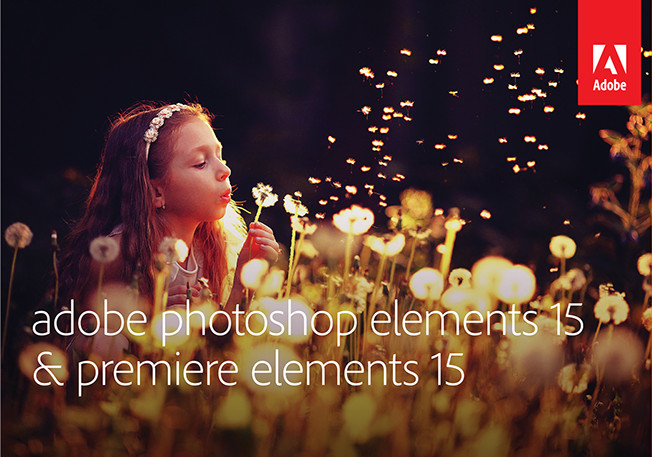Introducing Adobe Photoshop Elements 15 and Premiere Elements 15
