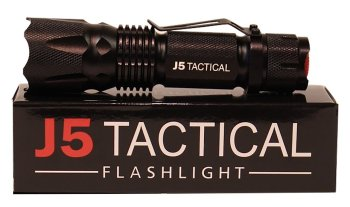 Compact Powerful Flashlight Is Must-Have Tool