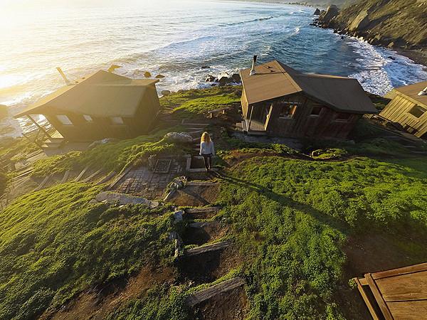 GoPro Karma Drone overhead photo