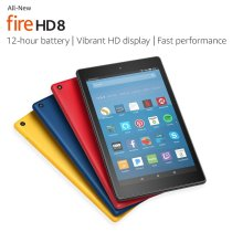 Amazon Fire Tablets Provide Inexpensive Option