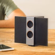BenQ treVolo S Wireless Bluetooth Electrostatic Speaker Delivers Quality Sound