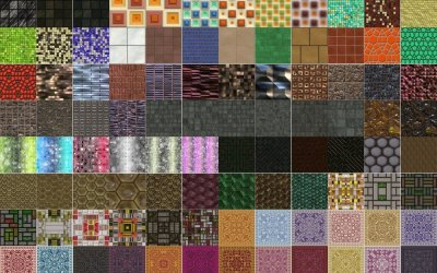 New Collection of Tiles Seamless Textures