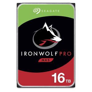 Seagate IronWolf Pro 16TB NAS Internal Hard Drive