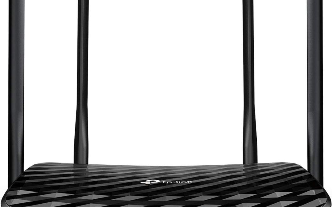 TP-Link AC1200 Gigabit Smart WiFi Router