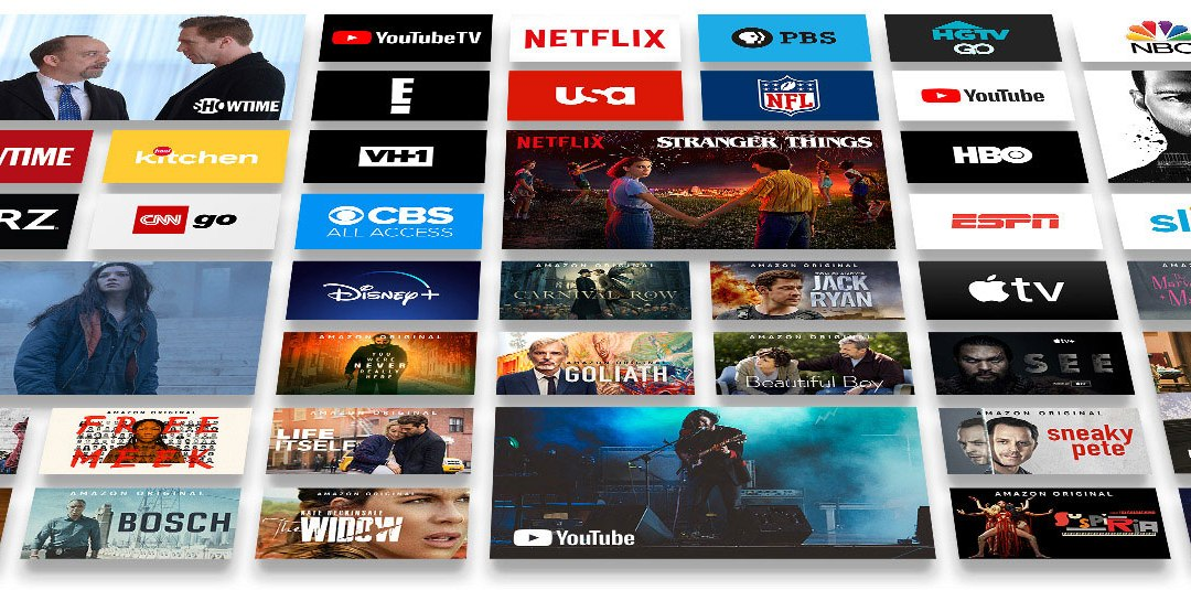 Fire TV Channels Banner
