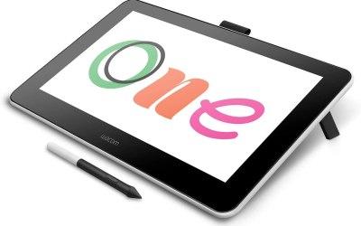 Wacom One Digital Drawing Display