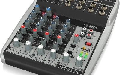 Perfect Your Audio With Behringer Mixer