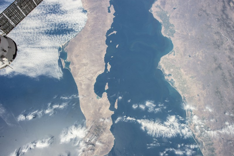 Loreto From ISS