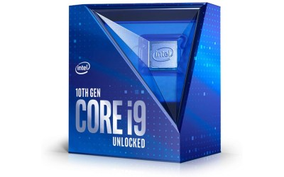 Intel Core i9-10900K Desktop Processor – 10 Cores up to 5.3 GHz