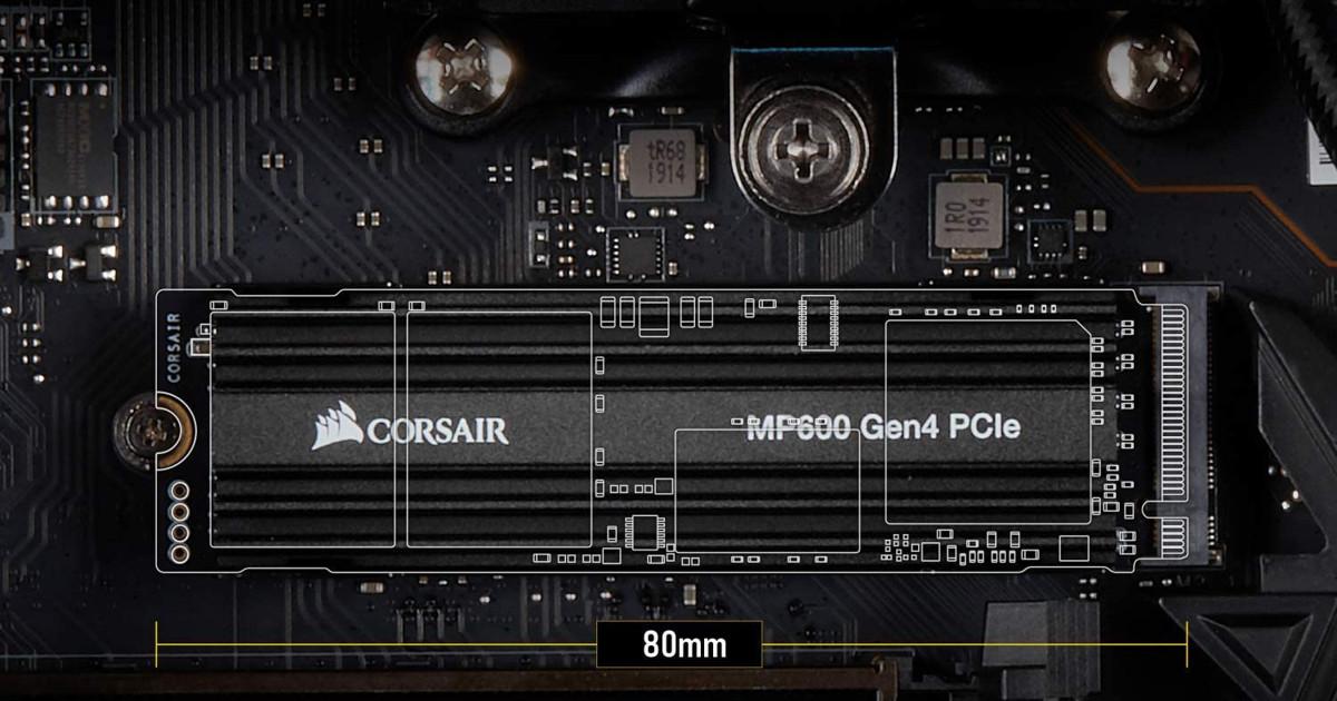 Corsair Force Series Gen.4 PCIe MP600