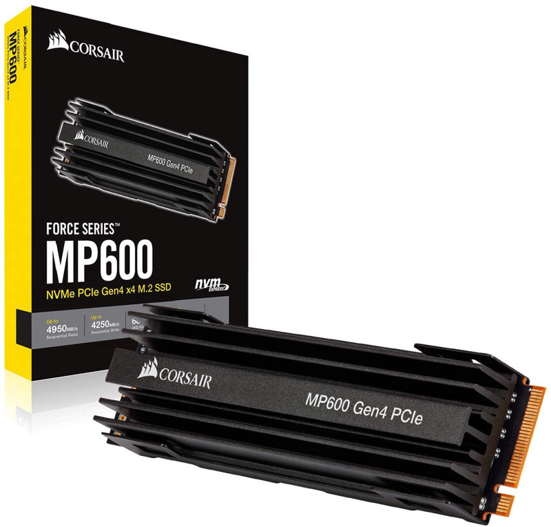 Corsair Force Series Gen.4 PCIe MP600 2000 GB