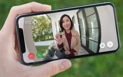 Monitor Your Visitors With Ring Video Doorbell