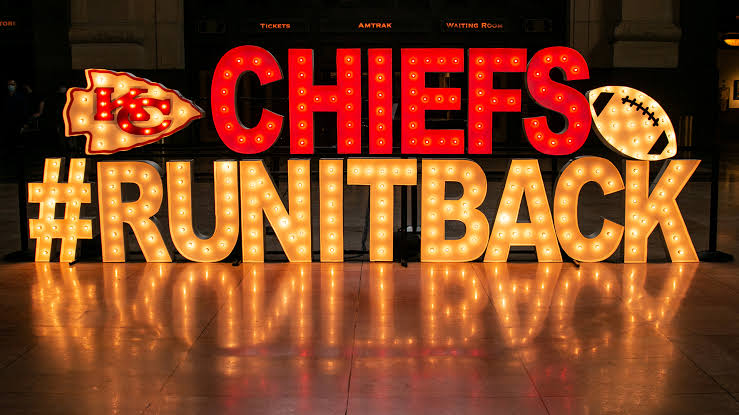 Kansas City Chiefs Run It Back