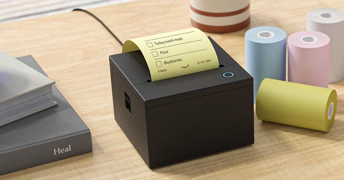 Smart Sticky Note Printer