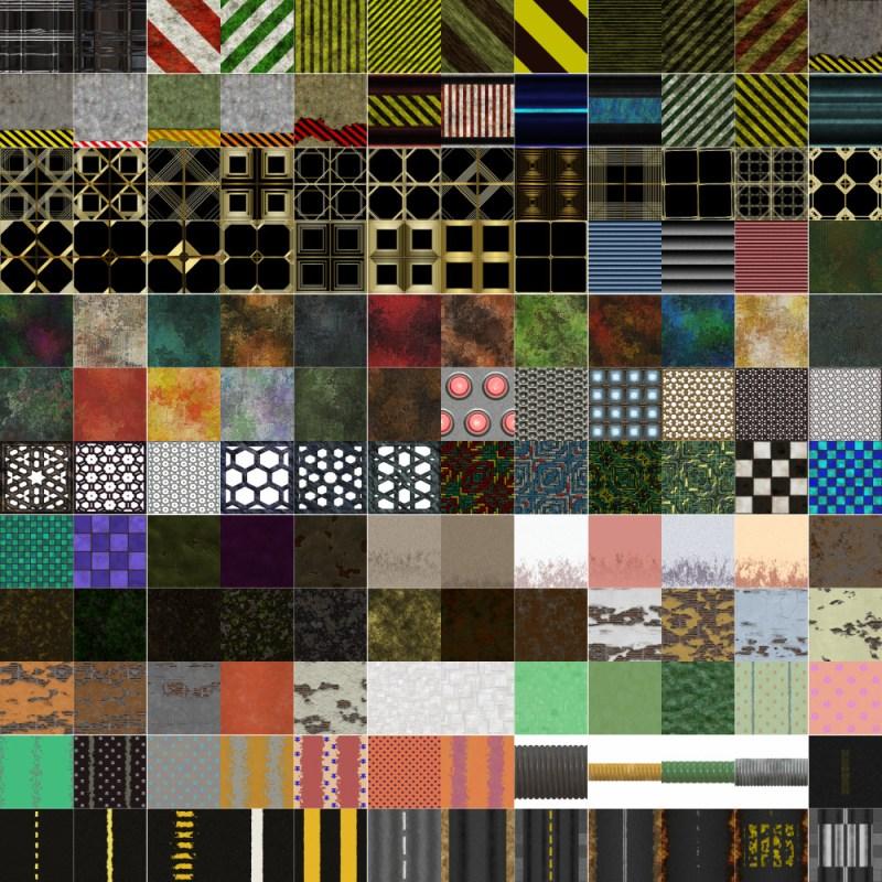 Textures Unleashed Volume 37: Misc II