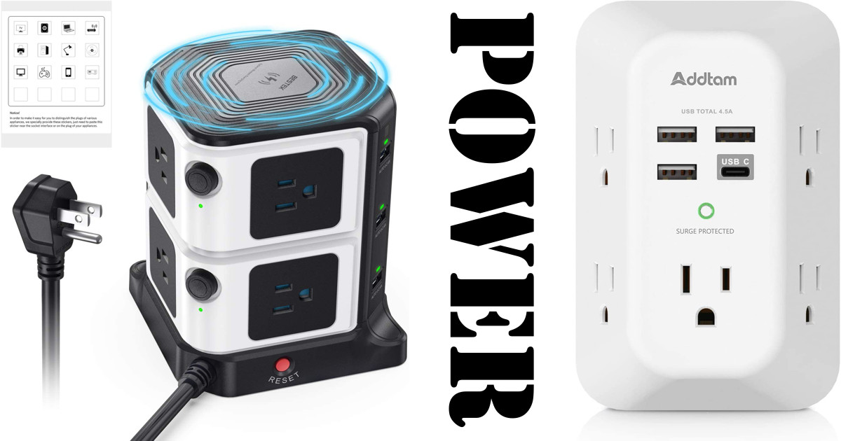 Two Options for Extending AC and USB Power Ports