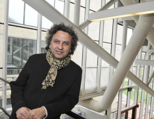 Mohsen Mostafavi, Iranian American, recently named new Dean of Harvards Graduate School of Architecture and Design.