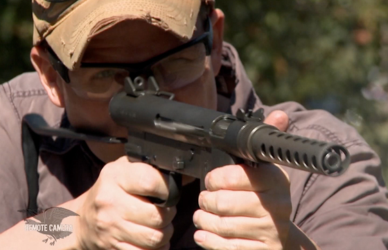 Video—I Have This Old Gun: Smith & Wesson Model 76 Submachine Gun