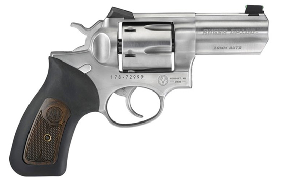 Tested: Ruger's Compact GP100 Revolvers
