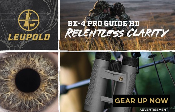 Complete Your Hunting Kit. Save $100 on the BX-4 Pro Guide HD.