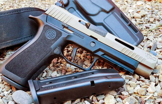 Tested: SIG Sauer P320 X-Series Pistols