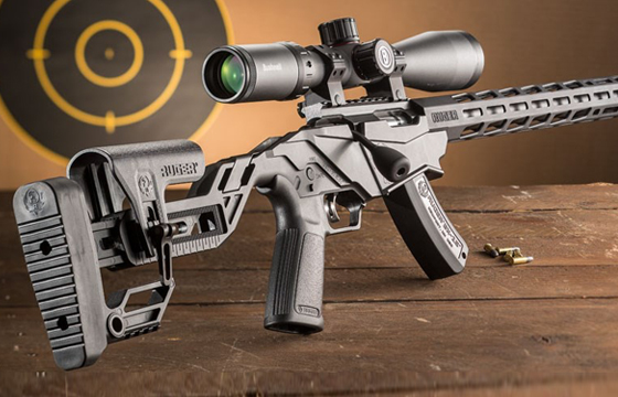 Tested: Ruger's Precision Rimfire Rifle