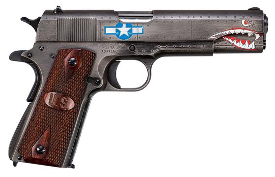 Auto-Ordnance Announces Custom Squadron 1911 Pistol