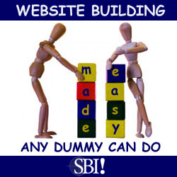 The Easy Way To Build a Website