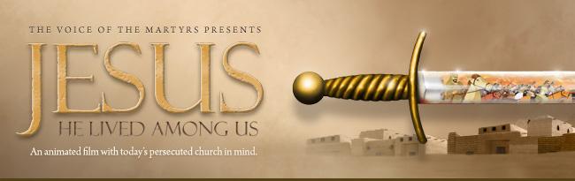 VOM Presents: Jesus He Lived Among Us