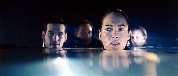 Left to right: Eddie Cibrian, Cole Hauser, Lena Headey, Piper Perabo