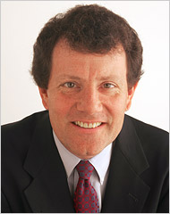 Lying Sack of Crap & Op-Ed author Nicholas Kristof