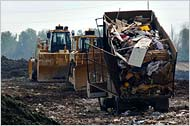 Uproar Over Katrina Landfill
