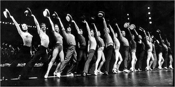 A Chorus Line (c) Martha Swope, 1976