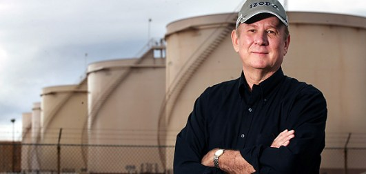 Blowing the whistle on big oil