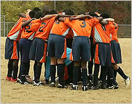 Hostility and Hope on the Soccer Field