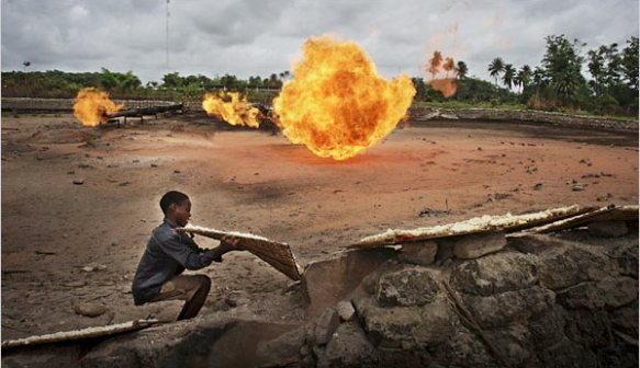 New York Times Nigerian Gas Flaring