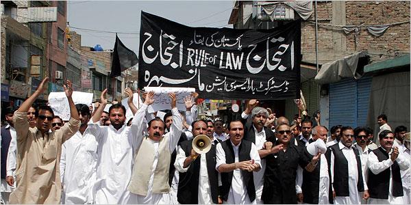 General Strike Pakistan