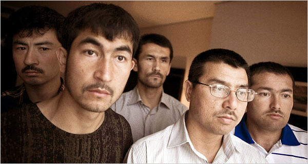 The Five Men from China who were Released via NYT