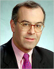 NY Times columnist David Brooks