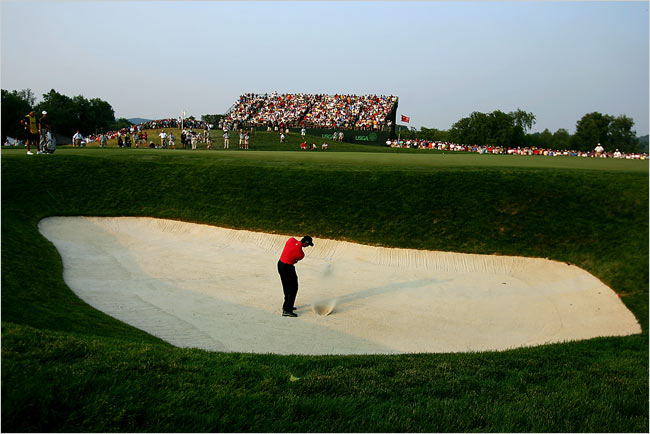 Tiger US Open