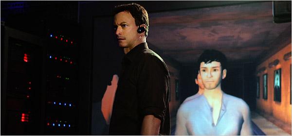 NY Times/CBS Promo shot of CSI: NY