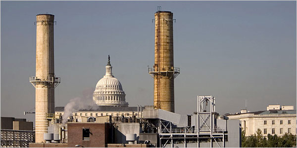 Coal Plant in DC