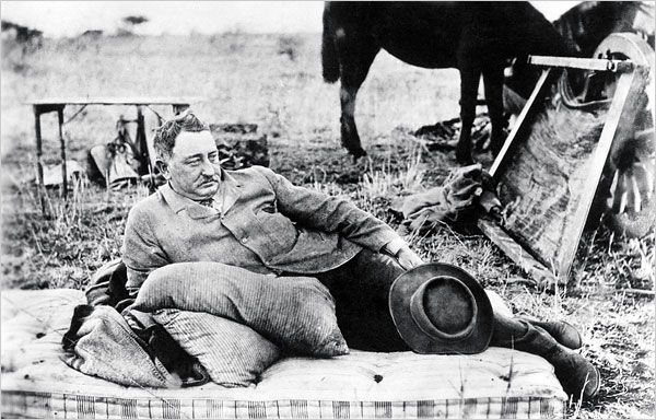Cecil Rhodes - the man behind colonization and enslavement of Rhodesia and South Africa