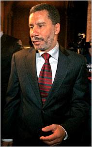 Lt. Gov. David A. Paterson