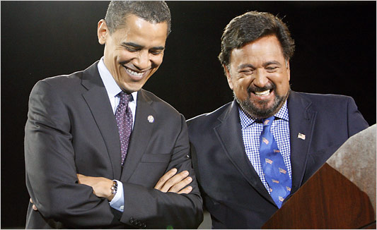 bill richardson endorses obama