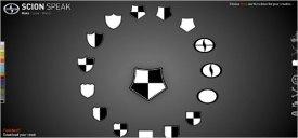 scion logo generator