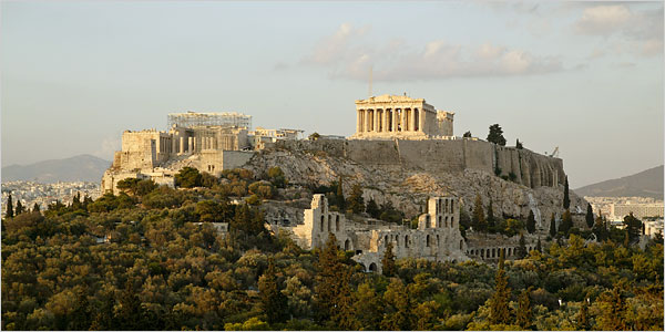 For years, Athens, concretized and crowded, was a one-night stand on the way to the Greek isles. But now a visit has become more than just a quickie for the sake of the Parthenon, left. With new museums and galleries abounding, the city is reinventing itself as a place where antiquity meets edginess.