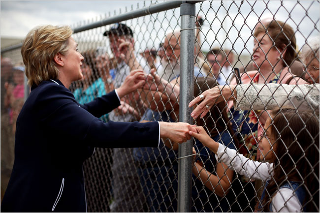 Clinton - Kentucky - photographer - Todd Heisler/The New York Times