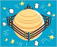 Saturn\'s Ring
