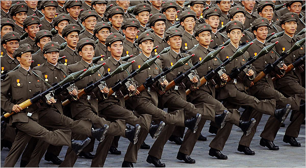 What's the Endgame? A Possible Future of North Korea (1/3)